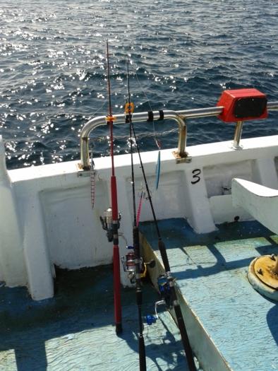 Na morzu chińskim łowi się na krótkie jednoskłady